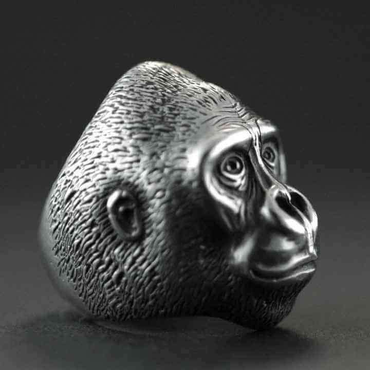 GORILLA RING - Orfebre Goldsmith NYC