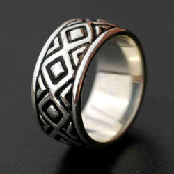 MEN'S MAPUCHE BAND - Orfebre Goldsmith NYC