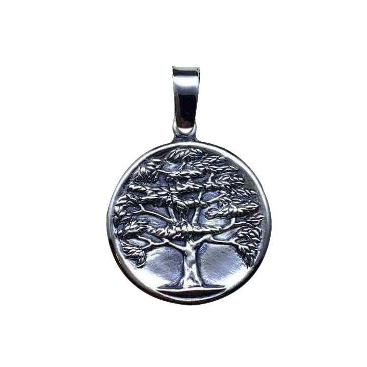FAMILY TREE PENDANT - Orfebre Goldsmith NYC
