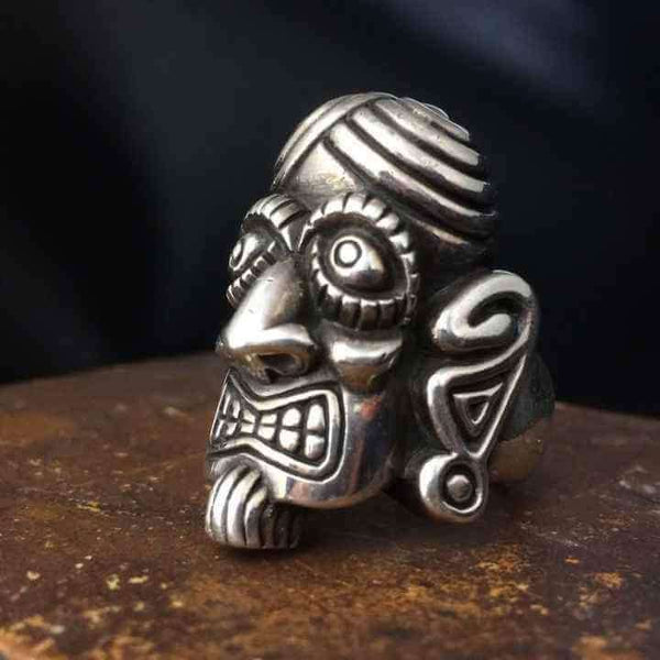 MOAI KAVAVA RING - Orfebre Goldsmith NYC