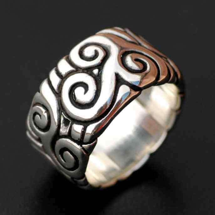 MEN'S MAORI BAND - Orfebre Goldsmith NYC