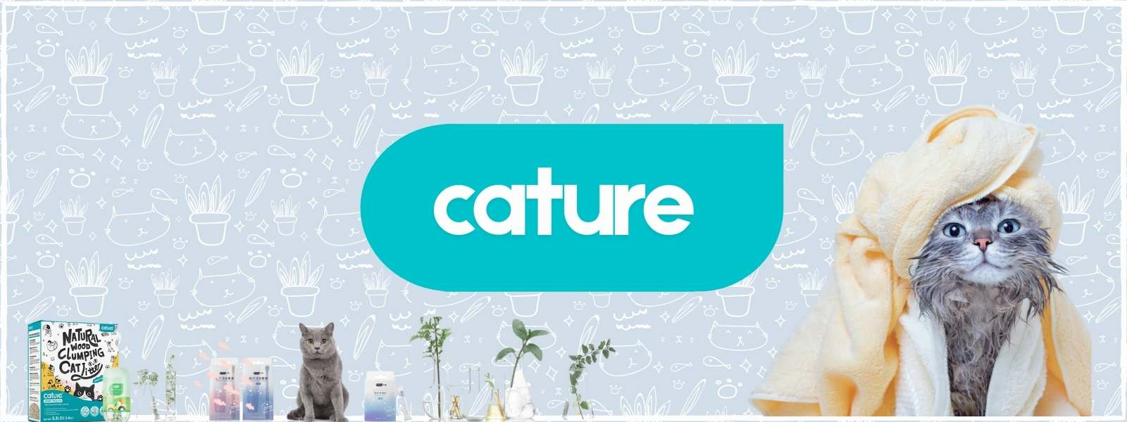 Cature Cat Products