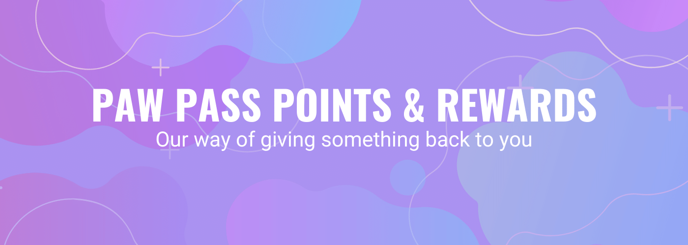 paw pass points and rewards
