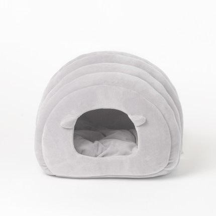 Sheep Nest Cat Bed - Catoro Cat Cafe