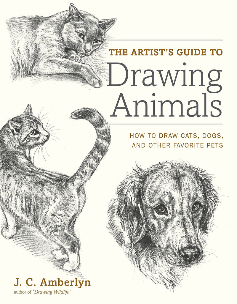 The Artist's Guide to Drawing Animals - Catoro