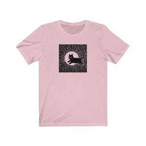Full Moon Unisex T-shirt - Catoro Cat Cafe