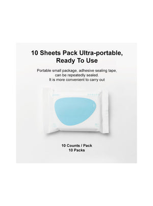 Pet Wet Wipes 10 Counts Per Pack - Catoro Cat Cafe