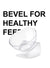 Bevel Pet Bowl with Bowl Rack - Catoro Cat Cafe