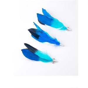 Cat Teaser Feather Accessories - A2 - Catoro Cat Cafe