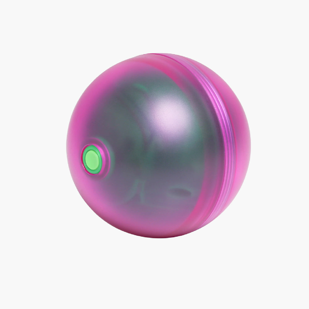Auto Laser Ball - Purple - Catoro Cat Cafe