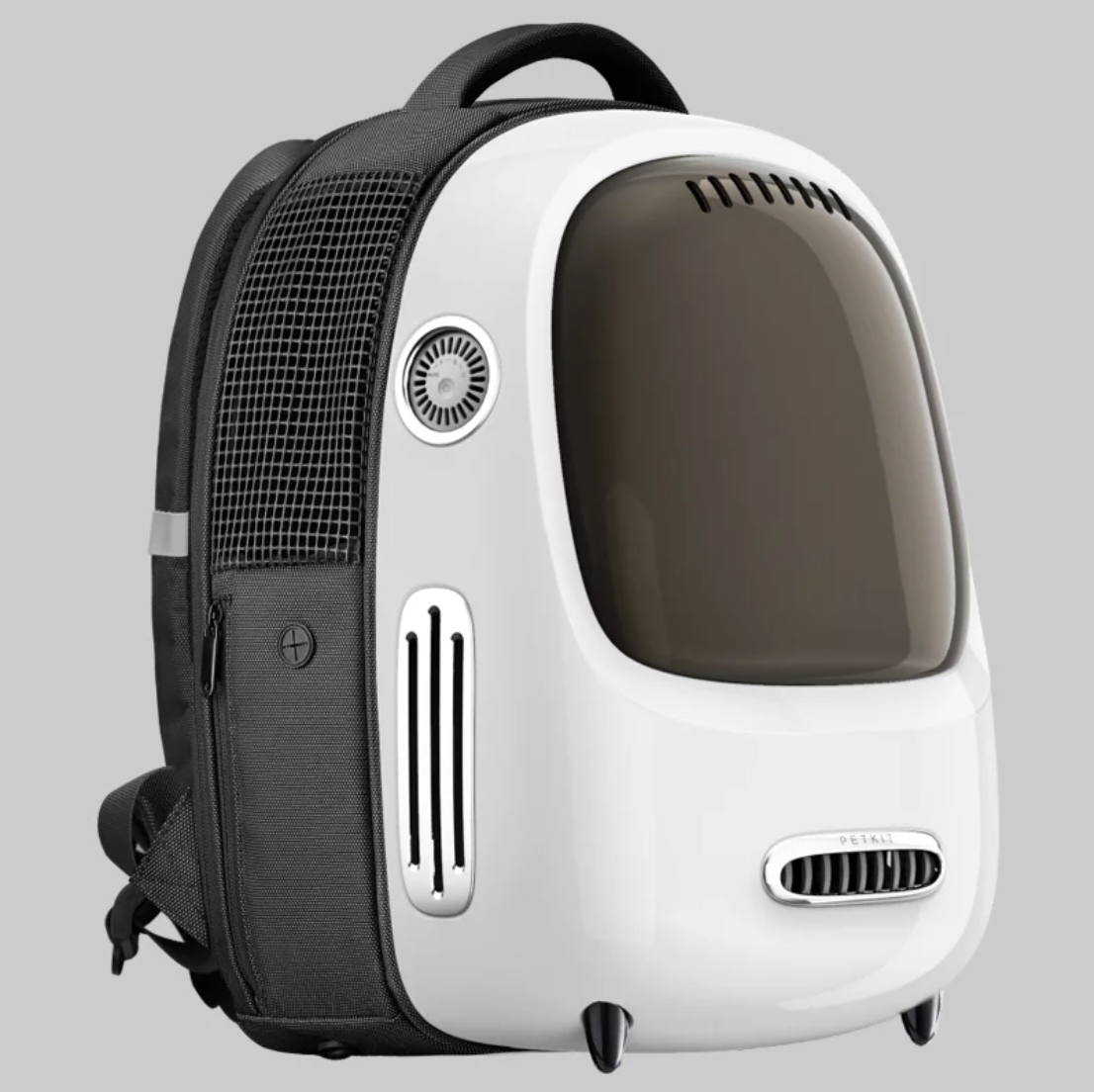 Petkit Breezy Cat Carrier (Built-in fan and light) - Catoro Cat Cafe