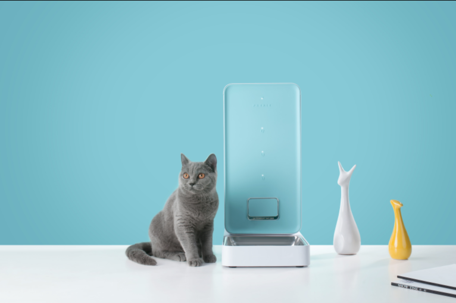 Petkit Fresh Element Smart Pet Feeder - Catoro Cat Cafe