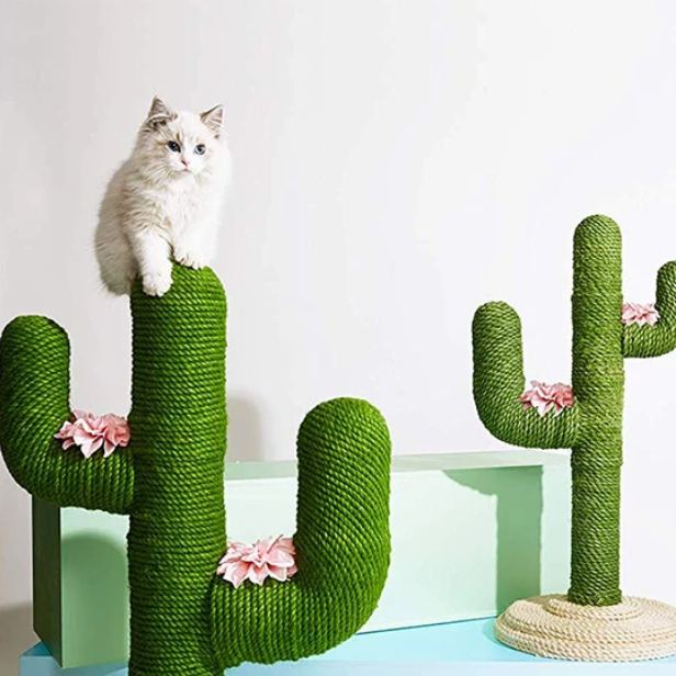 Oasis Cactus Cat Tree Large - Catoro Cat Cafe