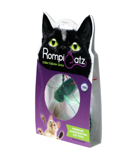RompiCatz Critter Collector Series - Karantula - Catoro Cat Cafe