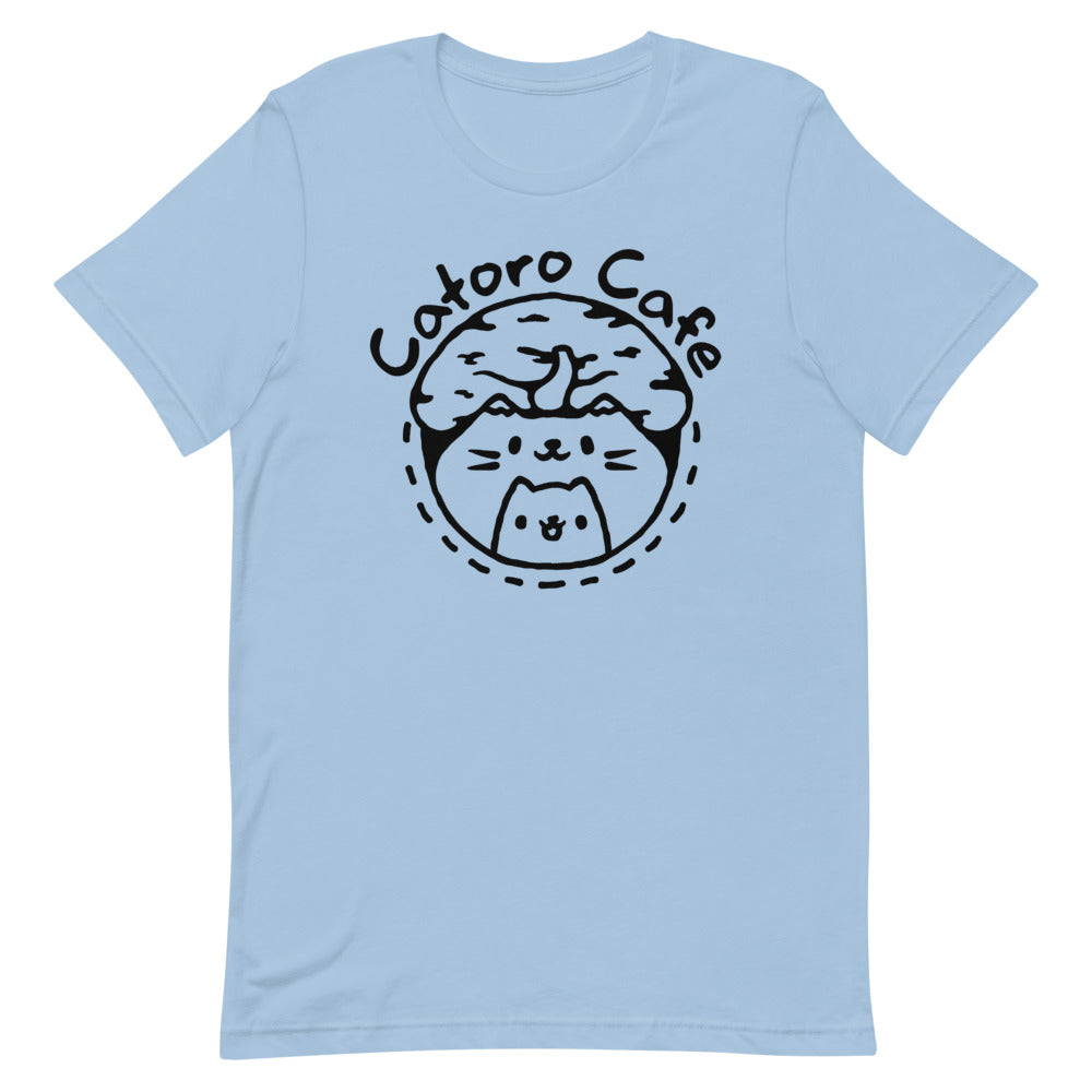 Pastel Catoro T-Shirt - Catoro Cat Cafe
