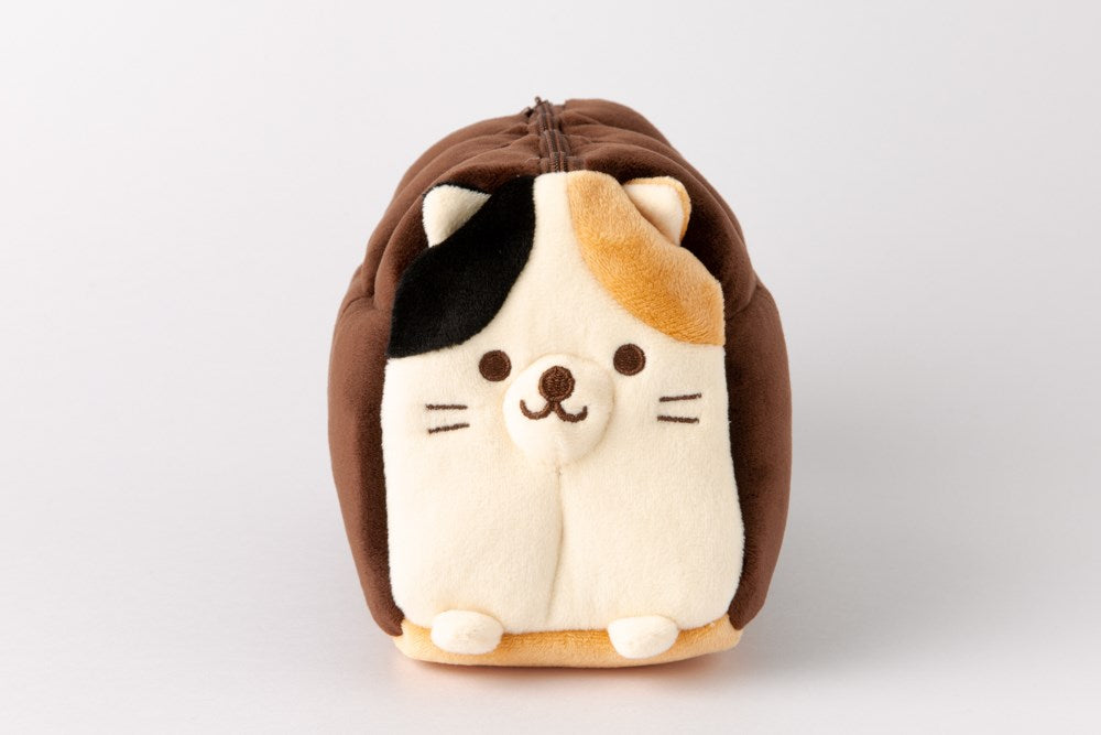 Cat Bread Pencil Case - Catoro Cat Cafe