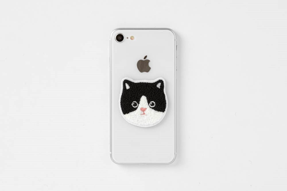 Cat Phone Sticker - 3 types - Catoro Cat Cafe