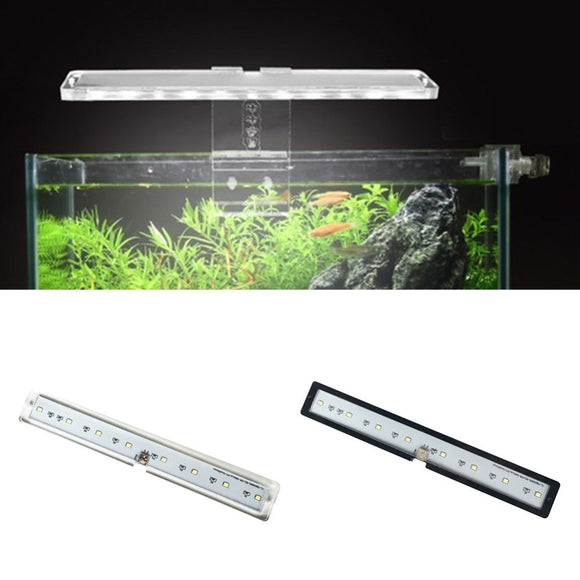 Mini Fish Tank Light LED Aquarium Reptile Breeding Case Light Bar Energy-saving Light with the Android USB Interface