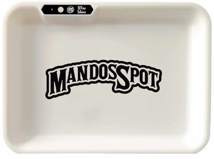 Official Mando's Spot Glow Tray