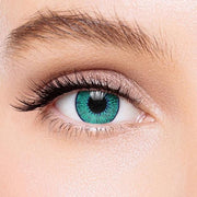 Icoloured® Aqua Mystic Two Tone Colored Contact Lenses
