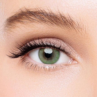 Icoloured® Donut Green Colored Contact Lenses