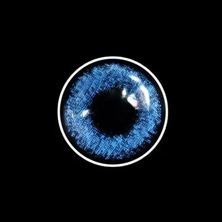 Icoloured® Super Natural Blue Colored Contact Lenses