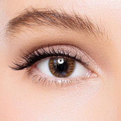 Icoloured® Fireworks Brown Colored Contact Lenses