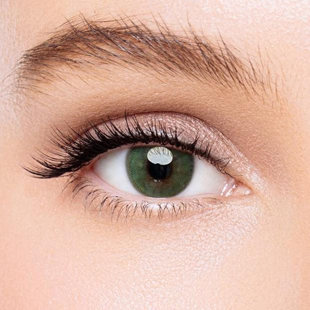 Icoloured® Polar Lights Green II Colored Contact Lenses