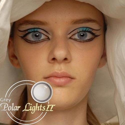 Icoloured® Polar Lights Grey II Colored Contact Lenses