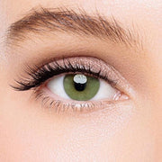 Icoloured® Polar Lights Yellow-Green Colored Contact Lenses