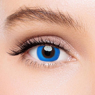 Icoloured® Pure Blue Colored Contact Lenses