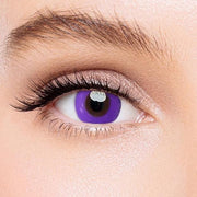 Icoloured® Pure Purple Colored Contact Lenses
