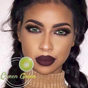 Icoloured® Queen Green Colored Contact Lenses