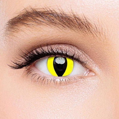 Icoloured® Reptile Glow Colored Contact Lenses