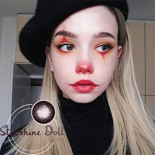 Icoloured® Starshine Doll Grey Colored Contact Lenses
