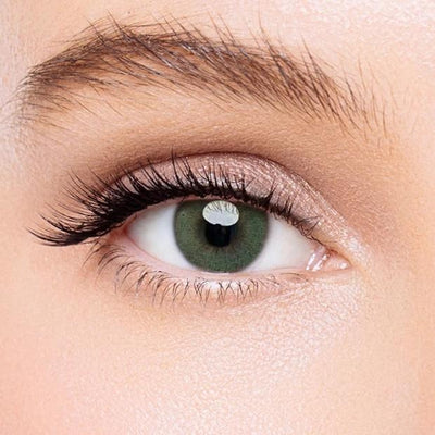 Icoloured® Super Natural Green Colored Contact Lenses