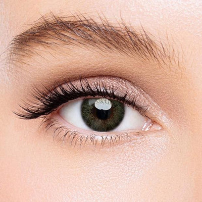 Icoloured® Vintage Olive Colored Contact Lenses