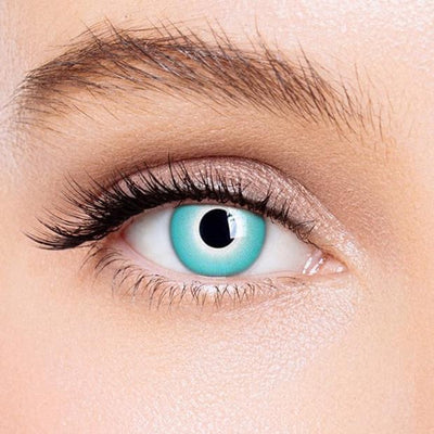 Icoloured® White Ice Special Effect Colored Contact Lenses