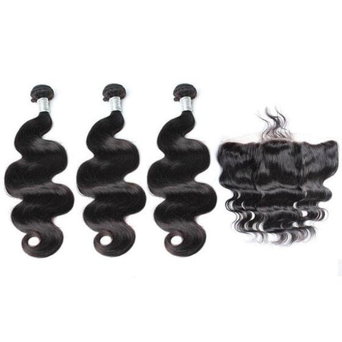 10A Mink 3 Bundle Deals W/ Frontal