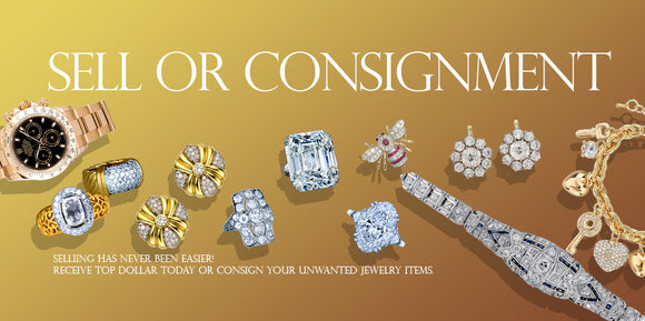 Consignments of Jewelry and Estate Collectables. We Buy and Sell Jewelry and Collectables