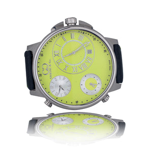 New Curtis and Co Watch, 57 mm Big Time Air, 3 Time Zone