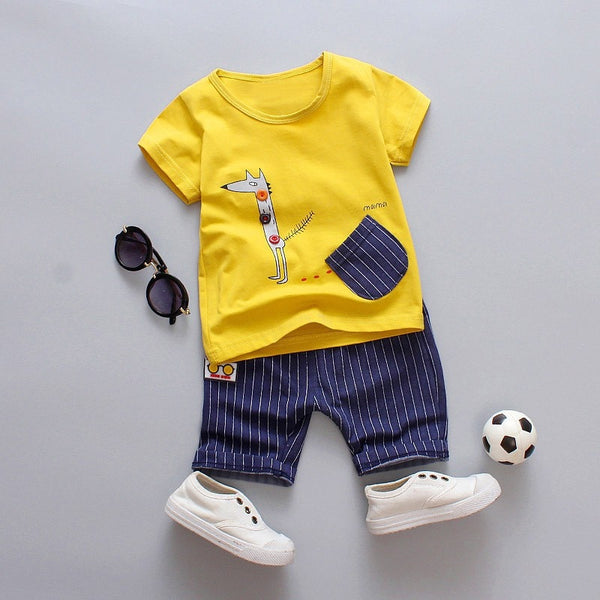 Baby Boy Casual Set