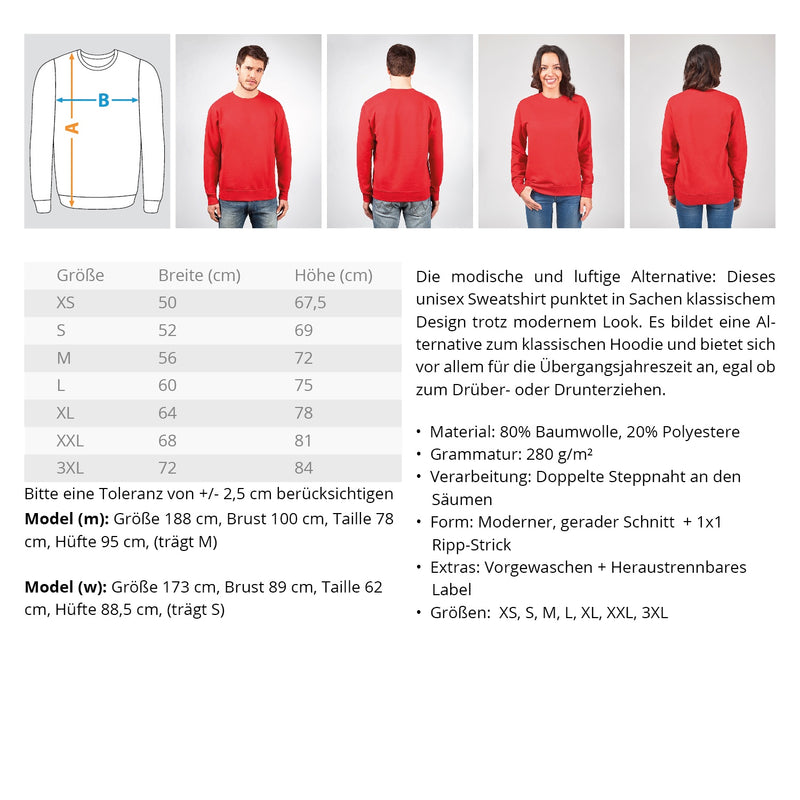 Gerüstbauer Limited Edition  - Unisex Pullover - [Produkt_typ] - [Shop_Name]