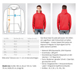 SCAFFOLDER / WORKING CLASS  - Zip-Hoodie  Gerüstbauer Shop