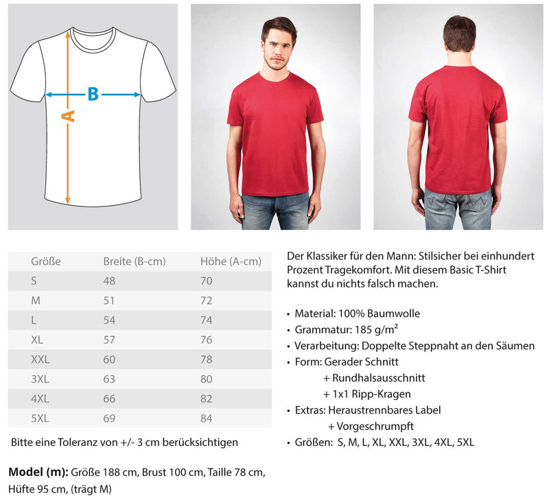 Gerüstbauer T-Shirt Scaffolder / Go Heavy Scaffolder / Go Heavy | Gerüstbauer T-Shirt | www.geruestbauershop.de Herren Basic T-Shirt 24.95 Gerüstbauer - Shop >>