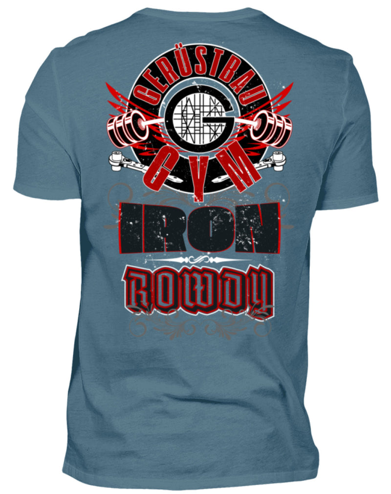Gerüstbau GYM / IRON ROWDY - [Produkt_typ] - [Shop_Name]