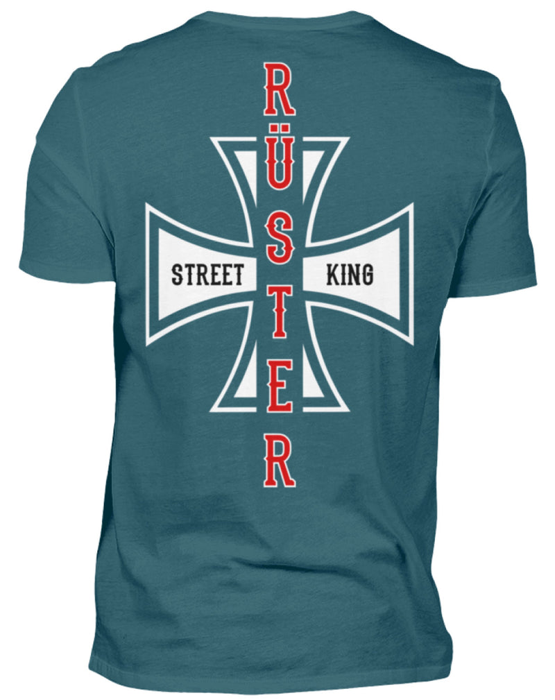 Rüster Street King  - Herren Shirt - [Produkt_typ] - [Shop_Name]
