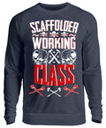 SCAFFOLDER WORKING CLASS  - Unisex Pullover - [Produkt_typ] - [Shop_Name]