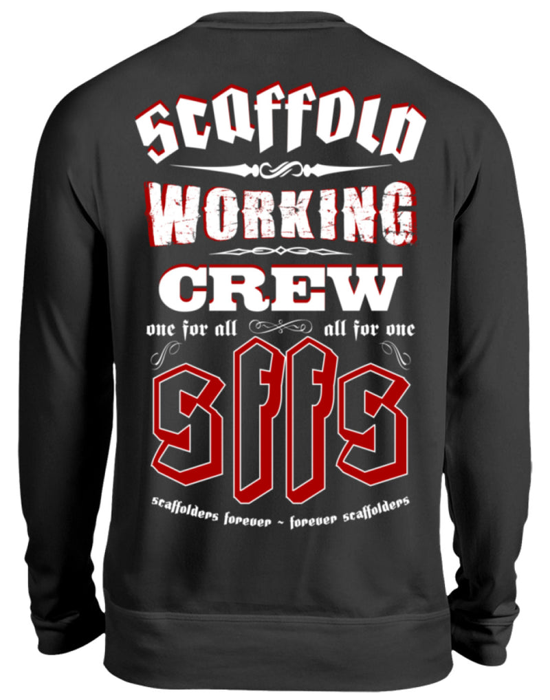 SCAFFOLD WORKING CREW  - Unisex Pullover - [Produkt_typ] - [Shop_Name]