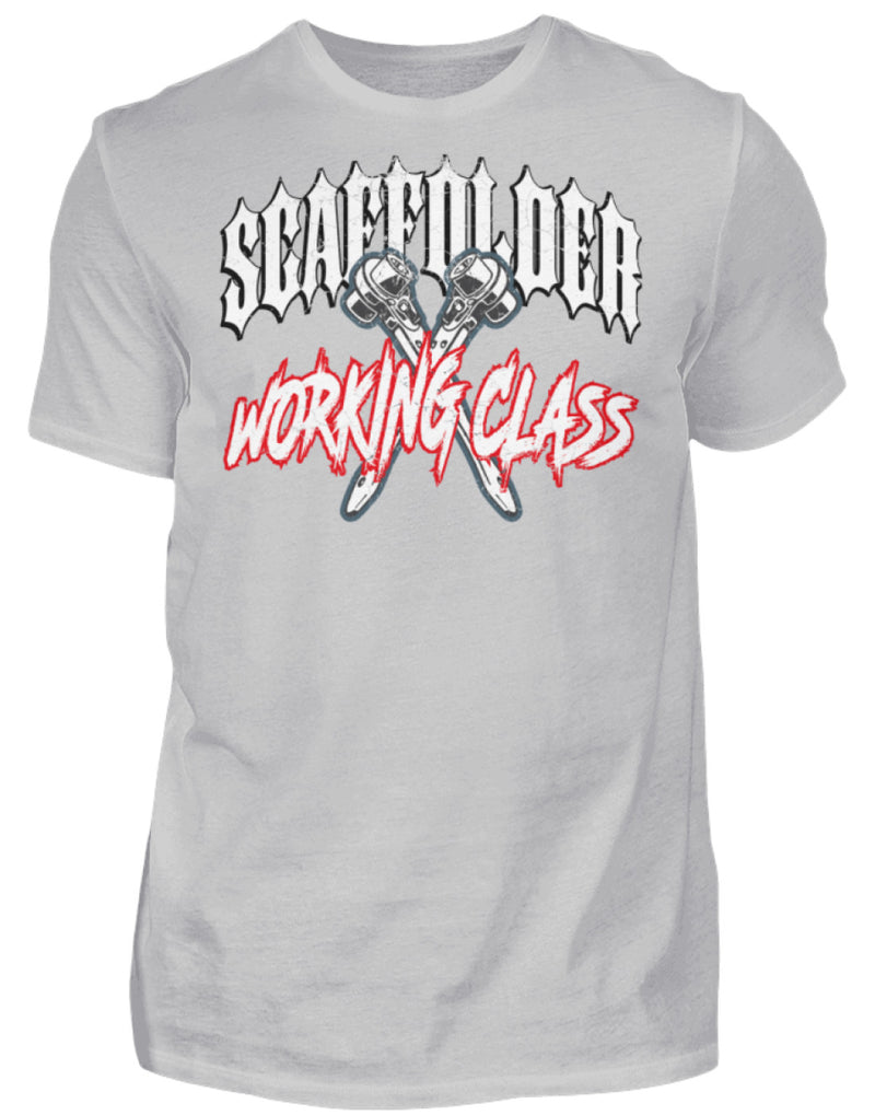Scaffolder Working Class €22.95 Gerüstbauer - Shop >>